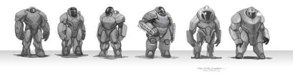 heavysuit concepts