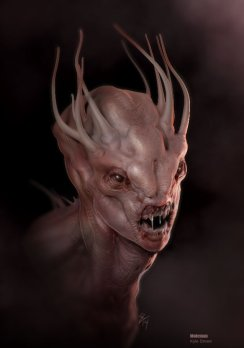 Creature Bust 2